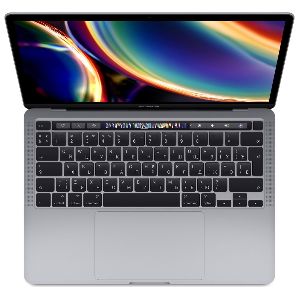 Apple MacBook Pro 13 QC i5 1,4 ГГц, 8 ГБ, 256 ГБ SSD, Iris Plus 645, Touch Bar, «серый космос»